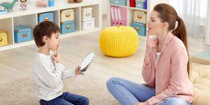 گفتاردرمانی لکنت زبان